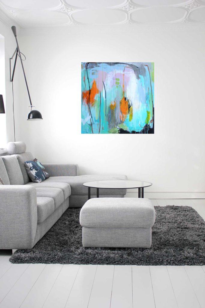Abstrakt-maleri-ko-mig-her-og-ko-mig-der-100x100-stuemiljø-web