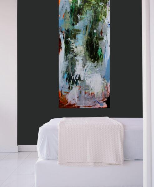Gretes kongepuddel - 120x50