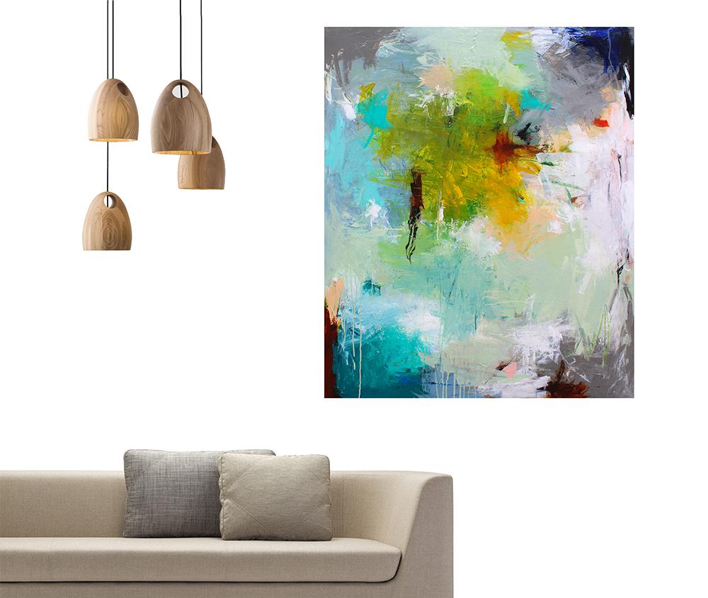 Derfor bør du have unika kunst i dit hjem